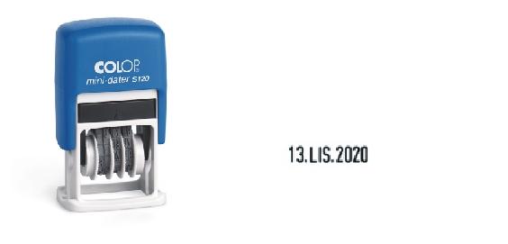 s120 mini dater